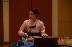 Korejiešu mūziķe 4