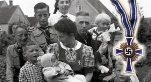 Vācu daudzbērnu māte