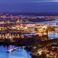 Sandra Veinberga: Viena diena Stokholmā. Digitāls ceļvedis