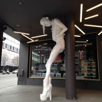 Lielveikali un veikalu galerijas Stokholmā