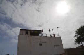 Ēkas Santamaria mēdz būt nepabeigtas