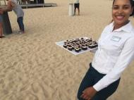 Beach party Kaboverde viesnīcas gada jubilejā