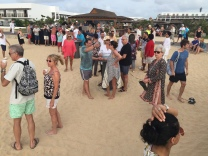 Beach party Kaboverde