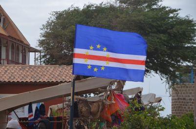 Kaboverdes valsts karogs
