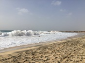 Atlantijas okeāns pie Kaboverdes