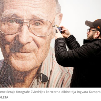 Ingvars Kamprāds un viņa IKEA