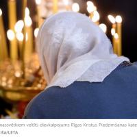Runa nav par ticību, bet par politiku. Par Latvijas pareizticīgo baznīcas kalpošanu Maskavai