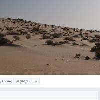 Facebook  lapas maiņa