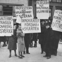 Baltiešu izdošana bija nevajadzīga, liekulīga izpatikšana Padomju Savienībai