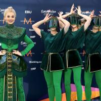 Kurš izgāza Samantu Tīnu Eirovīzijas 2021 dziesmu konkursa pusfinālā Roterdamā?